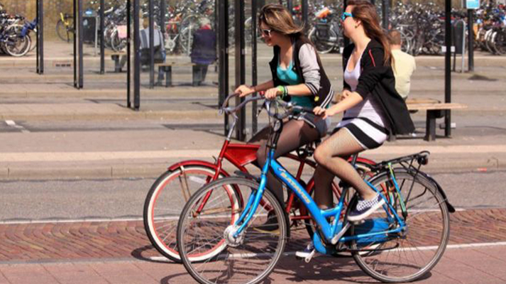 Motivos para utilizar la bicicleta